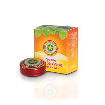 GOLDEN STAR BALM