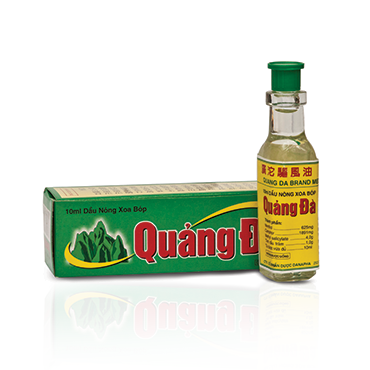 QUANG DA MASSAGE OIL